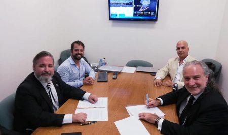 UMSA y BINCA firman convenio para el desarrollo de las Neurociencias Cognitivas en Argentina.