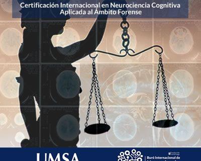 Diplomatura en Neurociencia Cognitiva Forense